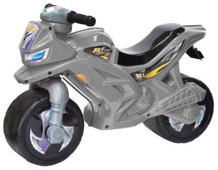 Беговел RT Racer RZ 1 серый (ОР501)