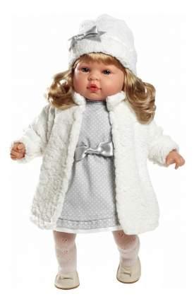 Кукла Arias Elegance в белом платье, 45 см