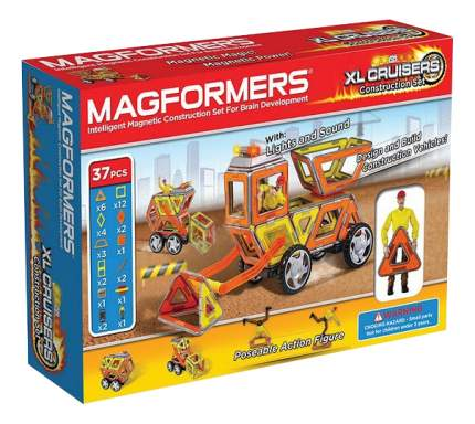 Конструктор магнитный Magformers My Набор Круизер Строители