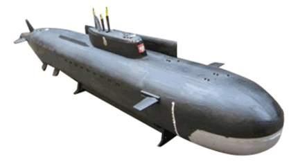 Модели для сборки Zvezda Курск