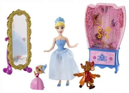 Кукла Mattel Disney Princess Золушка, Бэлль в наборе с аксессуарами