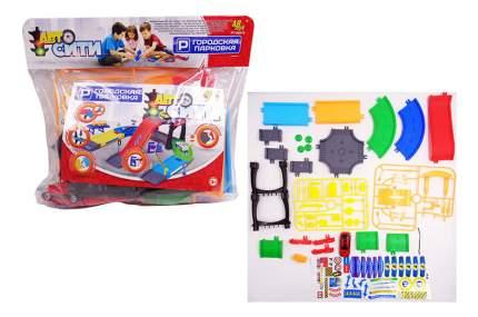 Парковка игрушечная Abtoys АвтоСити, 42 предмета PT-00670(WA-D0508)
