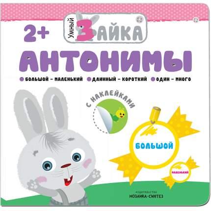 Книга Антонимы
