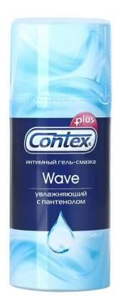Интимная гель-смазка CONTEX Plus Wave 100 мл