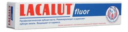 Зубная паста LACALUT Флуор 75мл