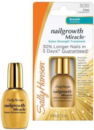 Средство для активизации роста ногтей SALLY HANSEN Nailgrowth Miracle