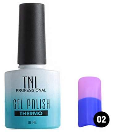 Гель-лак для ногтей TNL Professional Gel Polish Thermo Effect Collection 02