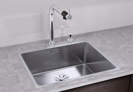 Мойка для кухни из нержавеющей стали Blanco ANDANO 500-IF 518315 сталь