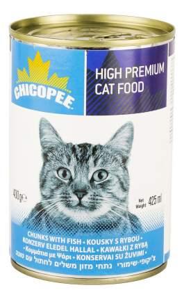 Консервы для кошек Chicopee, рыба, 400г