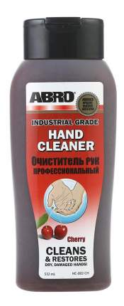 Очиститель для рук ABRO 0.532л SW4263