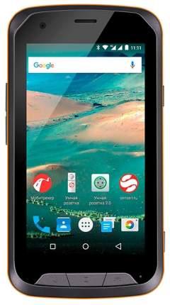 Смартфон SENSEIT R450 8Gb Orange
