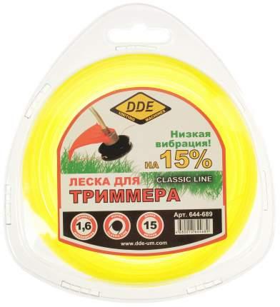 Леска для триммера DDE 644-689