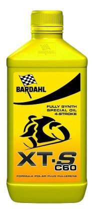 Моторное масло Bardahl XTS C60 10W-30 1л