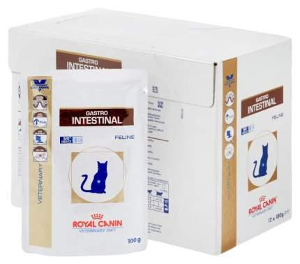 Влажный корм для кошек ROYAL CANIN Vet Diet Gastro Intestinal, птица, свинина, 100г