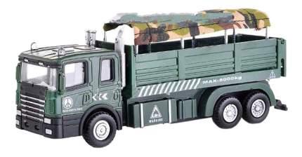 Машина военная Autotime Military autotruck для перевозки солдат 1:48