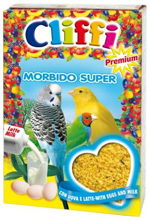 Корм для экзотических птиц Cliffi Яичный с молоком, 5кг