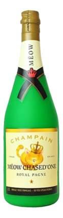 Пищалка для собак Silly Squeakers, Бутылка шампанского, винил, 9x32см