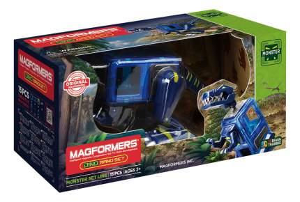 Конструктор магнитный Magformers Dino Rano set