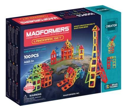 Конструктор магнитный Magformers Landmark set