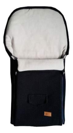 Конверт-мешок для детской коляски EKO Рис синий