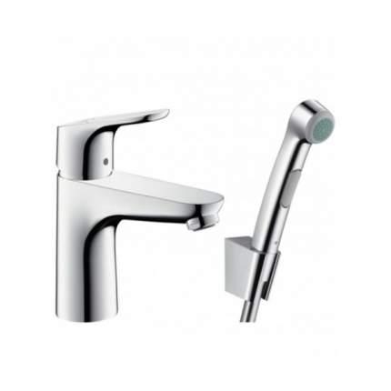 Смеситель с гигиеническим душем Hansgrohe Focus 31927000 хром