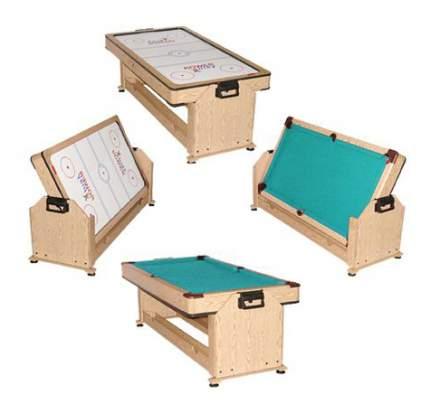 Игровой стол Dynamic Billard Twister 2 в 1 дуб