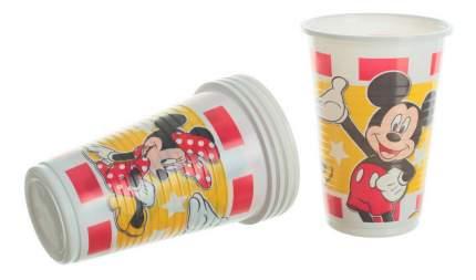 Одноразовые стаканы Микки и Минни Procos S.A. 200 мл 8 штук