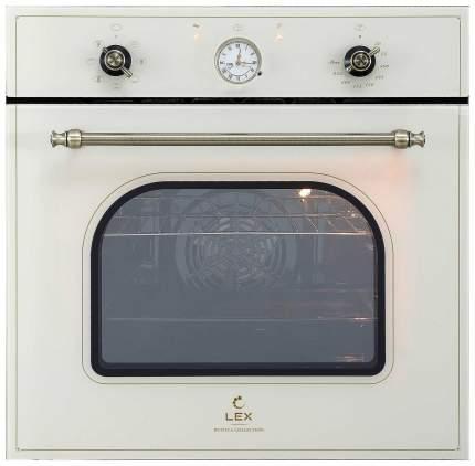 Встраиваемый электрический духовой шкаф LEX EDM 070C IV Beige
