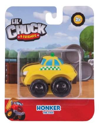 Машинка пластиковая CHUCK & FRIENDS Такси Хонкер 5 см 96115