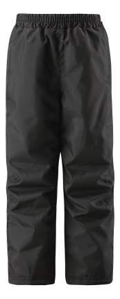Брюки детские Reima Winter pants без подтяжек черные р.104