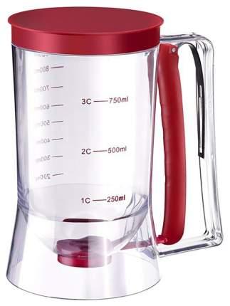 Приспособление для порционного отмеривания теста Westmark 30122260 Прозрачный, красный