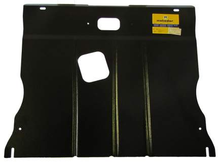 Защита двигателя, защита кпп Мотодор для Nissan (motodor01220)