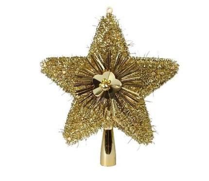Kaemingk Верхушка Звезда 23 см золотая 410493