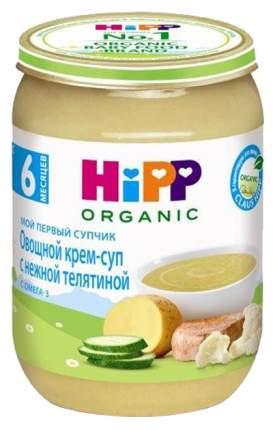 Суп Hipp Овощной с нежной телятиной с 6 мес. 190 г