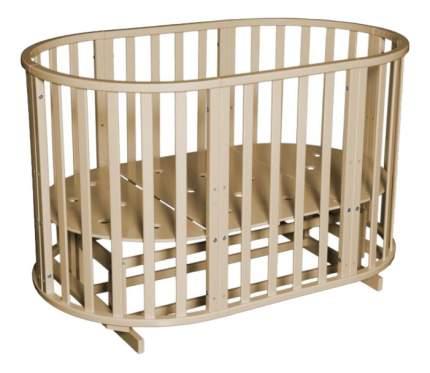 Кровать Антел Северянка-3 слоновая кость