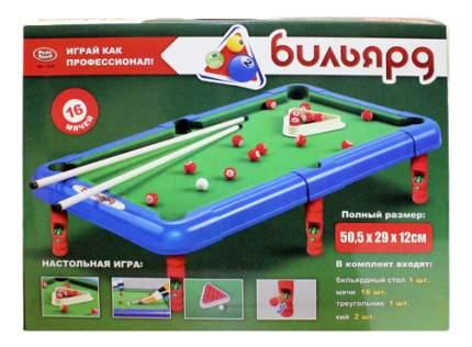 Настольная игра Shantou Gepai Бильярд 2263