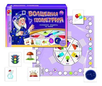 Логическая игра Радуга Волшебная геометрия с-594