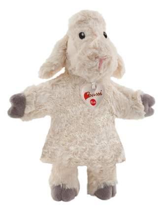 Мягкая игрушка Trudi на руку Мягкая овечка, 30 см