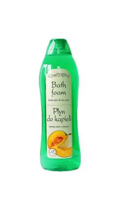 Пена для ванн BluxCosmetics Fresh melon and aloe vera 1000 мл