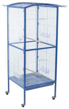 Клетка для птиц Triol Клетка-вольер для малых и средних птиц BC27 50691052, 60х60х158 см