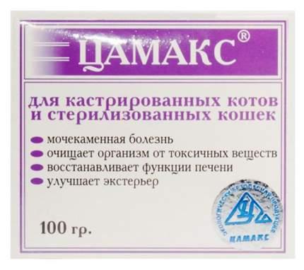 Витаминный комплекс для кошек Цамакс Для кастрированных и стерилизованных кошек, 100 г