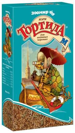 Корм для рептилий Зоомир Тортила, креветка, 50 гр