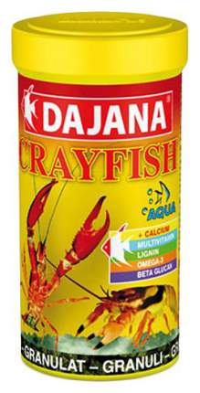 Корм для рыб Dajana, гранулы, 65 г, 1 шт