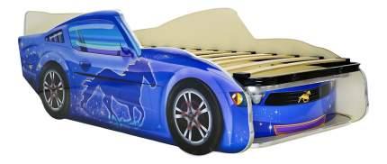 Кровать Vivera Мустанг 70х150 синяя