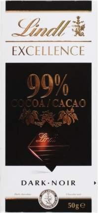 Шоколад горький Lindt 99% какао 50 г