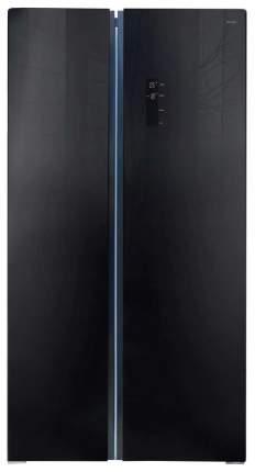 Холодильник Ginzzu NFK-605 Black