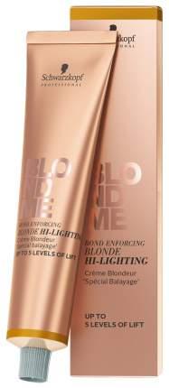 Осветлитель для волос Schwarzkopf Professional Крем для мелирования Теплое Золото