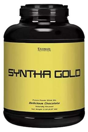 Протеин Ultimate Nutrition Syntho Gold 2270 г Chocolate