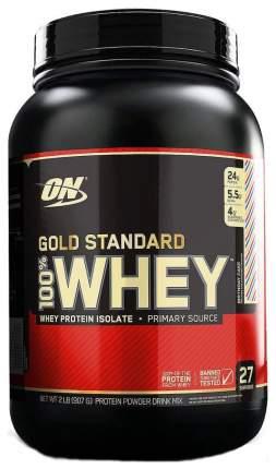 Протеин Optimum Nutrition 100% Whey Gold Standard 910 г Birthday Cake