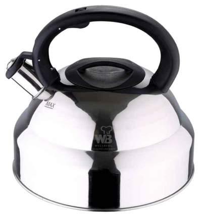 Чайник для плиты Wellberg WB-6232 3.8 л